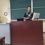 保田昌宏先生です