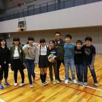 同じく決勝戦に進出の横川Sチーム