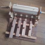 回転式木琴